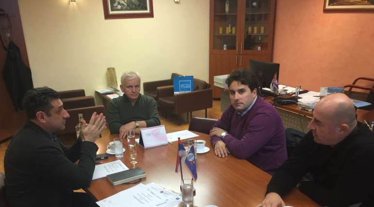 University of Kragujevac supports partnership and it's ready to transfer knowledge during project implementation