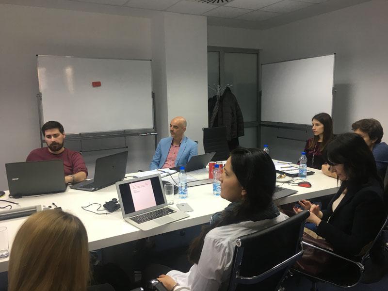 Prezentacija komunikacione platforme u HTEC-u, Beograd
