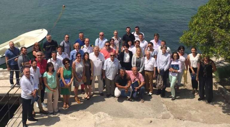 "Workshop  ""Sustainable Fisheries – Fight Against Illegal Fishing"" was held in Institute of Marine Biology"