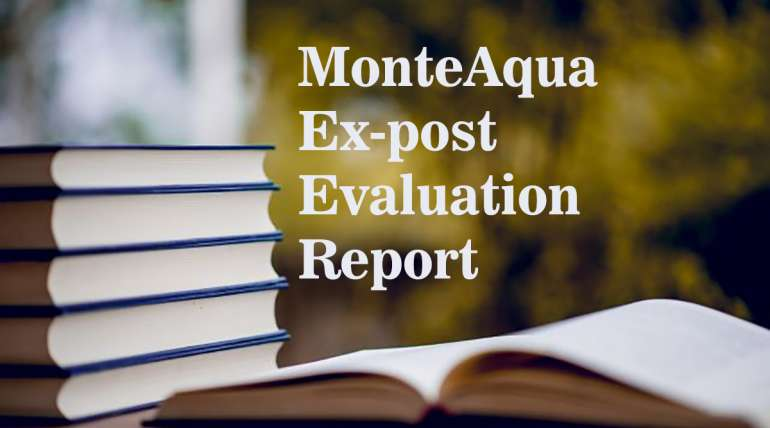MonteAqua Ex-post evaluation